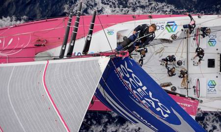 Liz Wardley - Team SCA