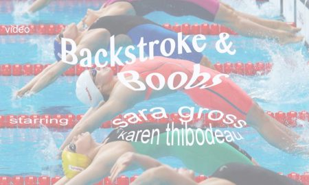 Backstroke & Boobs
