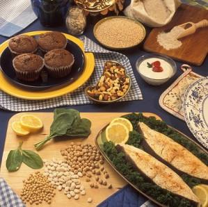 Lebensmittel mit hohem Gehalt an Magnesium