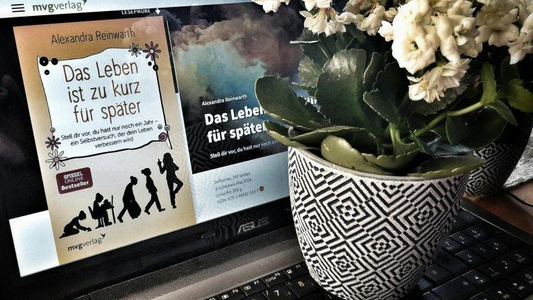 [Hörbuchtipp] Alexandra Reinwarth: Das Leben ist zu kurz für später (2018)