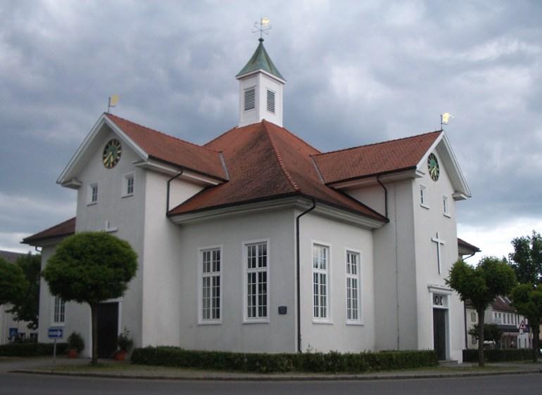 Wilhelmsdorf Württemberg Betsaal