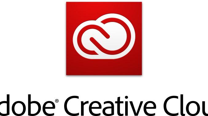 Adobe créative cloud
