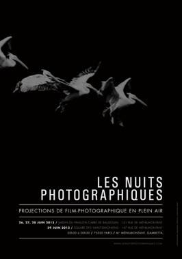 les nuits photographiques