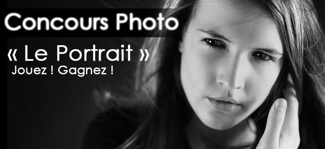 concours photo portrait