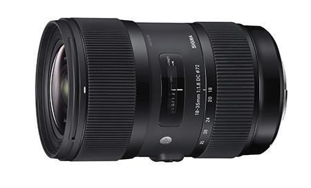 sigma 18-35mm f/1.8