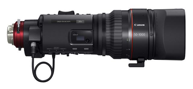 cine-servo canon 50-1000mm