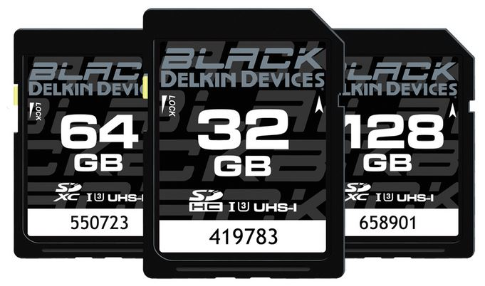 delkin black class 3