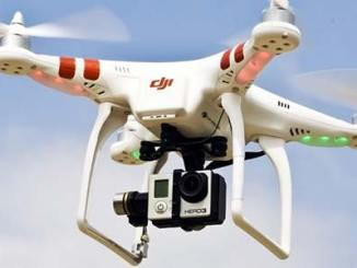 dji phantom 2 V2 upgraded