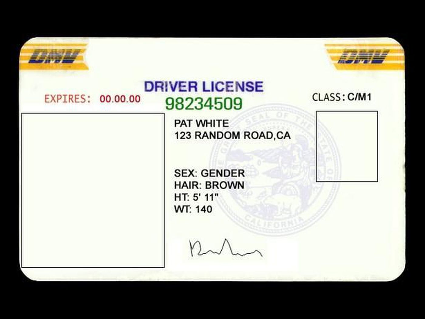 Carolina License Drivers 2013 Carolina North 2013 Drivers License North