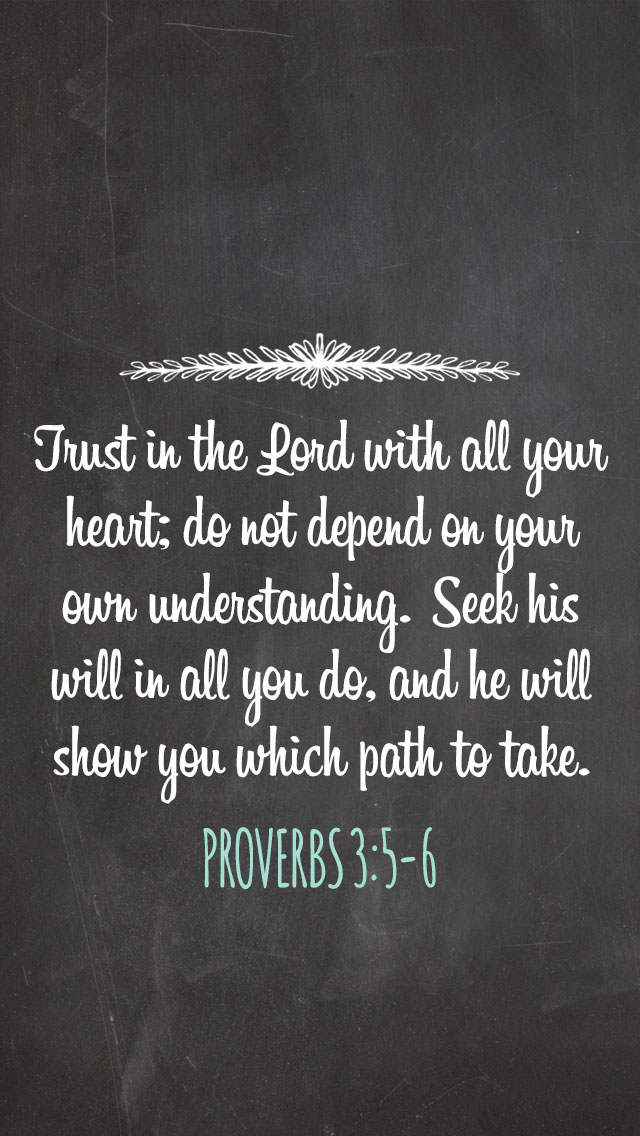 6 Free Bible Verse Wallpapers for Your Phone - Wit & Wander  Scripture