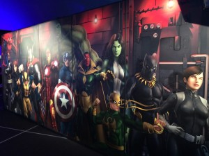 The Marvel Experience Review - Wit & Wander