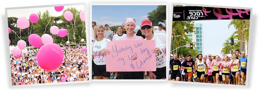Women Race for the Cure - Top 5 Fall 5Ks in North Texas
