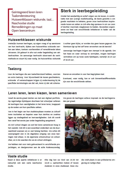 Brochure 2016 pagina 12