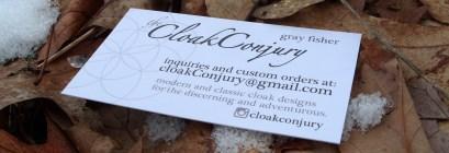 Cloak Conjury8