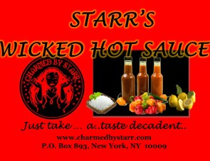 Starr's Wicked Hot Sauce