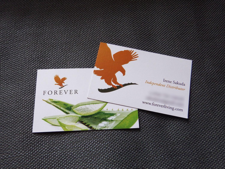Business Card Design  Wit Design Kenya