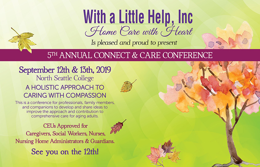 Connect & Care Conference 2019 | With a Little Help