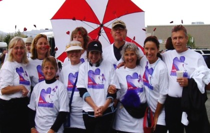 The Alzheimer's Association Memory Walk