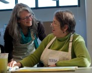 Frye Museum's innovative Here:Now collaboration with Elderwise