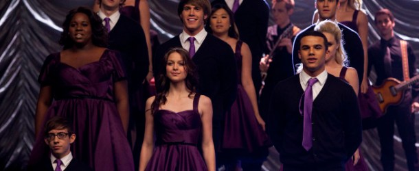 """Glee S4 Ep22 """"All or Nothing"""""""