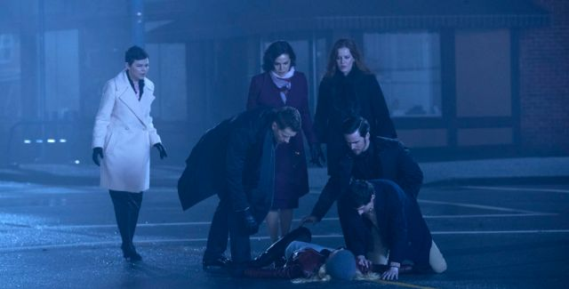 The Once Upon a Time finale wrapped up the major stories, bringing the show to full circle and then also leaving an intriguing set up for the next season.