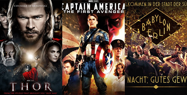 In this week's popcast, we go through more Oscar movies and upcoming trailers before discussing our feelings on Thor and Captain America: The First Avenger.