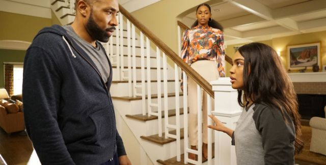"""In Black Lightning """"The Book of Little Black Lies,"""" Jennifer struggles with accepting her powers and the revelation of her family's secrets while Black Lightning and Thunder take on the ASA, and Gambi seeks to right his wrongs."""