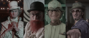 A Series of Unfortunate Events Count Olaf