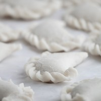 Narkel Puli Pitha - Heavenly Coconut Stuffed Dumpling