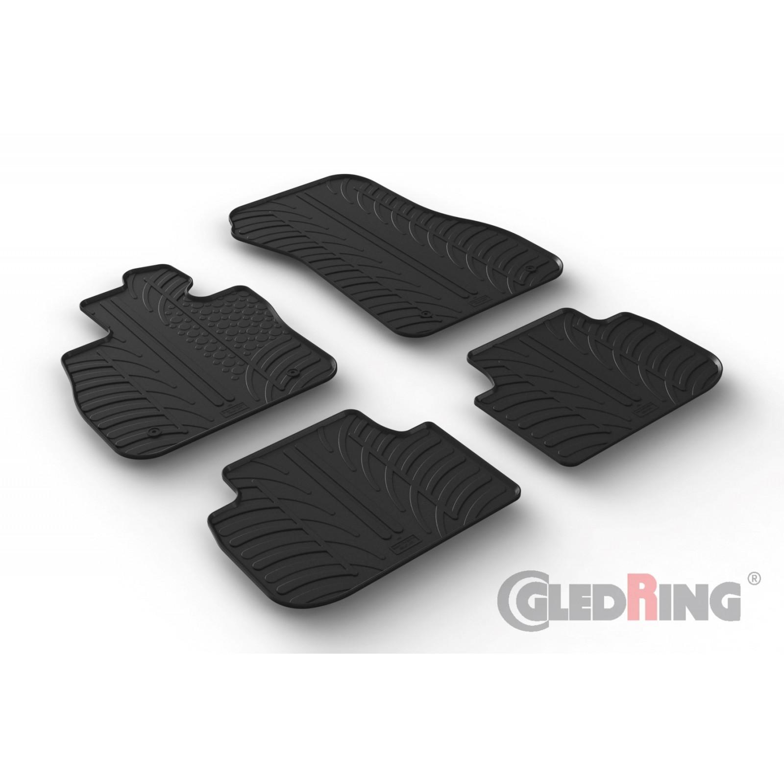 tapis en caoutchouc pour bmw serie 1