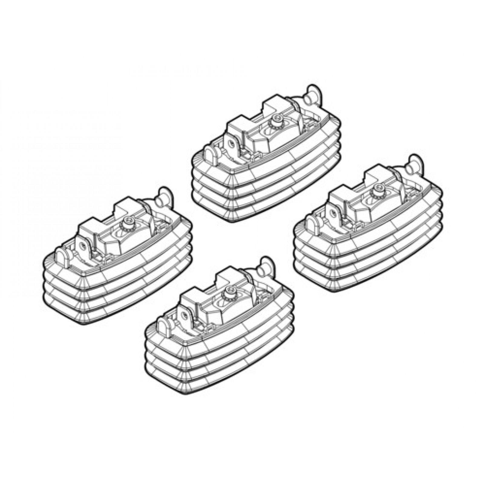 Barres de toit pour Citroen C3