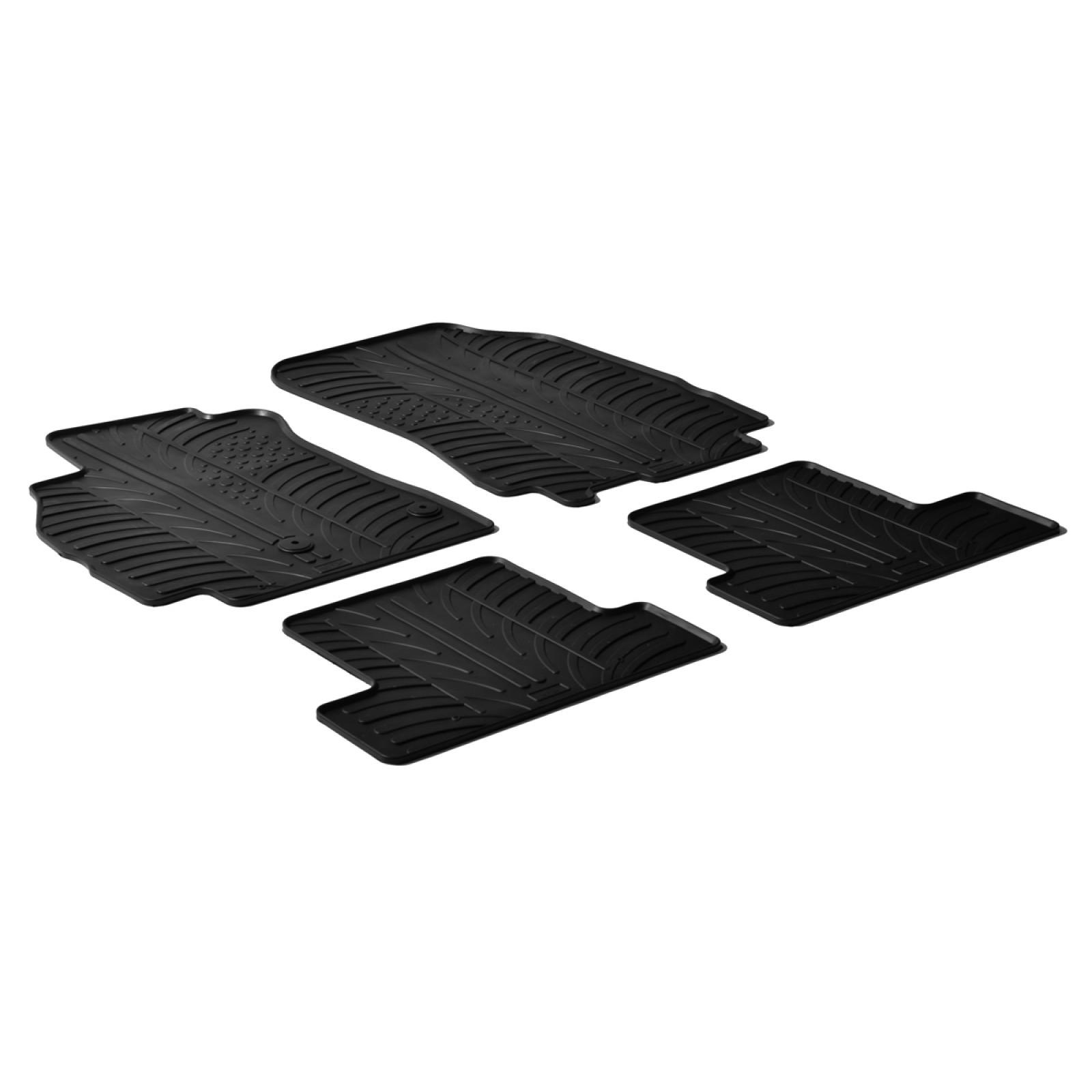 tapis en caoutchouc pour renault megane iii hb coupe