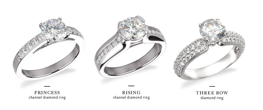 Everything You Need to Know About Wide Band Engagement Rings