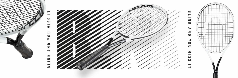Head Speed range of tennis rackets