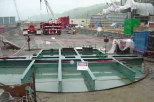Sammis FGD Blowdown Tk roof 5-16-08 054