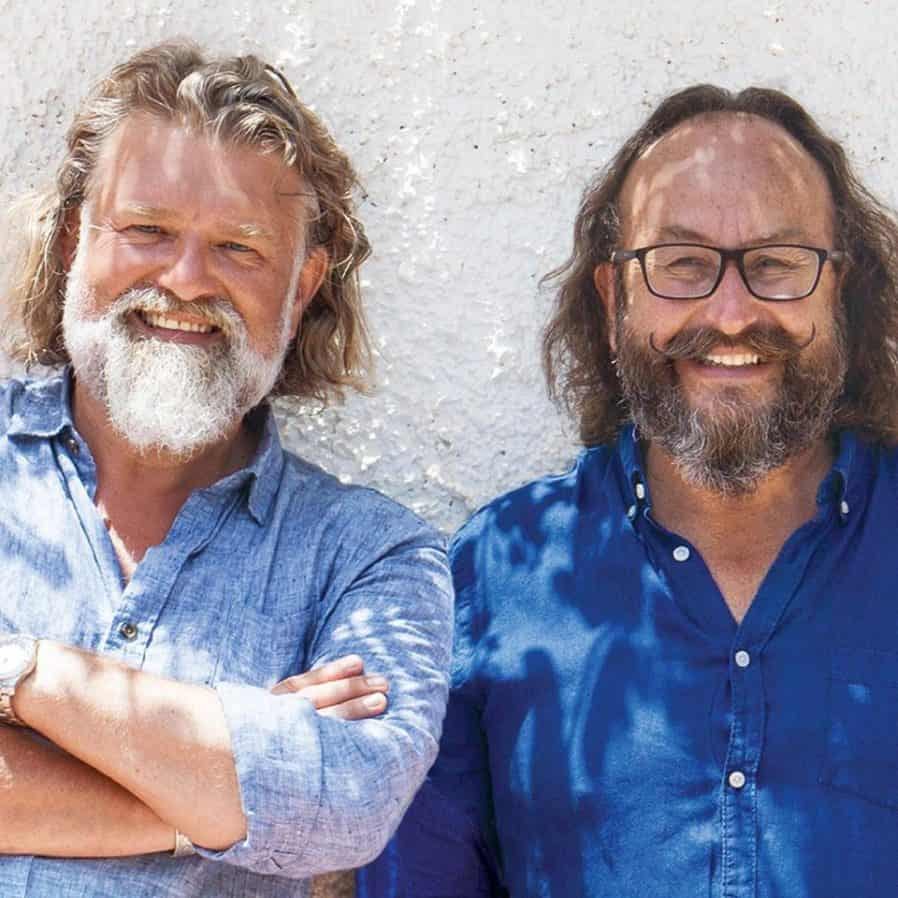 Spicy lentil and kale soup. The Hairy Bikers 2020 UK Tour • WithGuitars