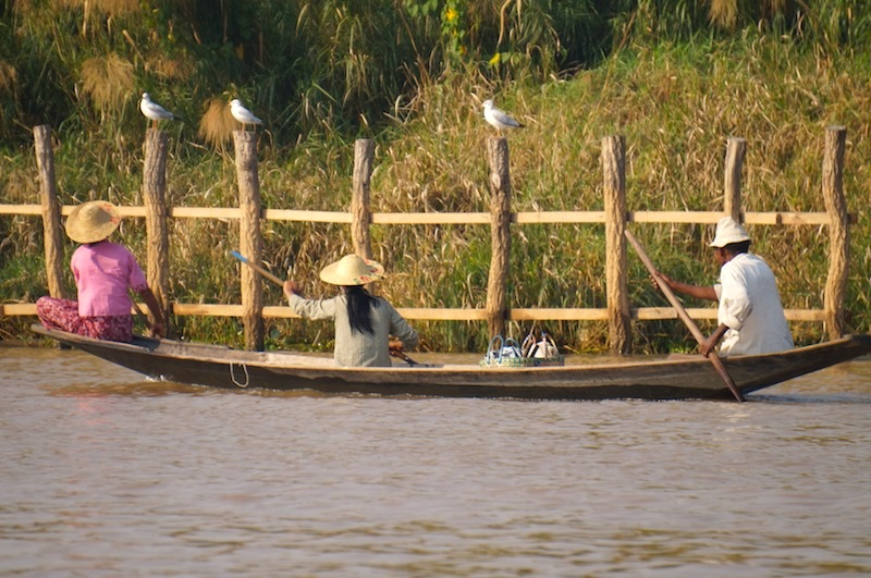 Nyaungshwe, and Touring Inle Lake By Boat