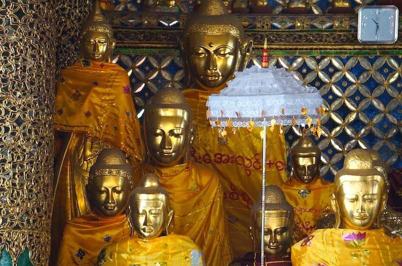 Getting Templed Out – Myanmar Temples