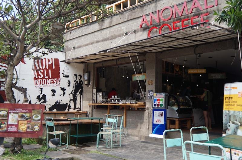 Anomali Coffee – Review of Anomali Cafe Bali