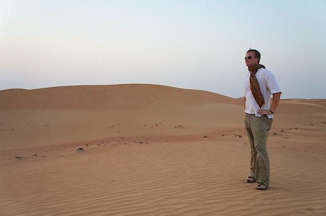 Arabian Adventures Night Safari in Dubai
