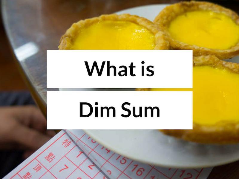 What is Dim Sum – Eating Dum Sum in Hong Kong