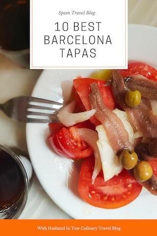 Best Tapas in Barcelona - Barcelona Tapas Guide