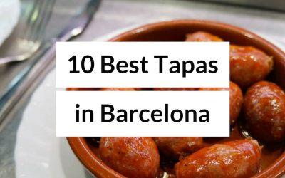 10 Best Tapas in Barcelona – Barcelona Tapas Guide