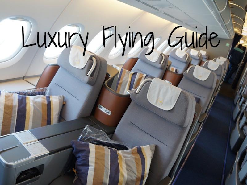 Luxury Flying Guide