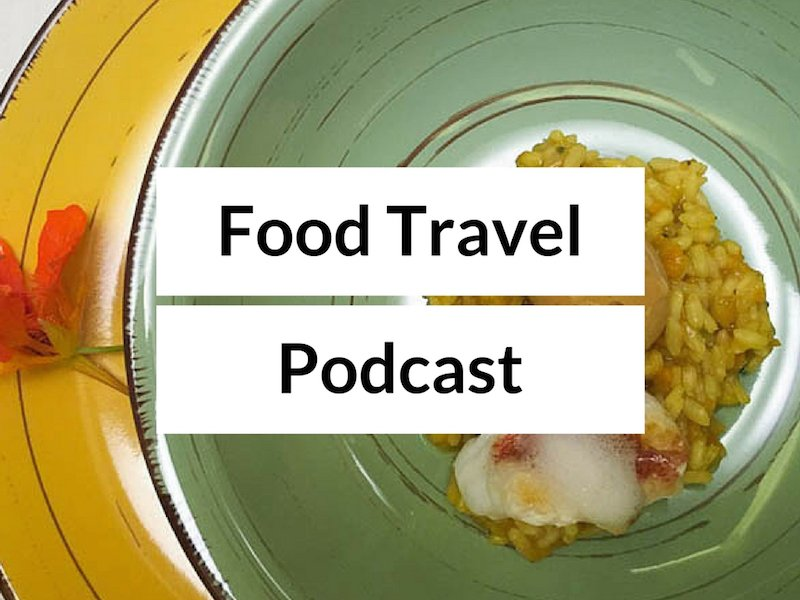 Food Travel Podcast