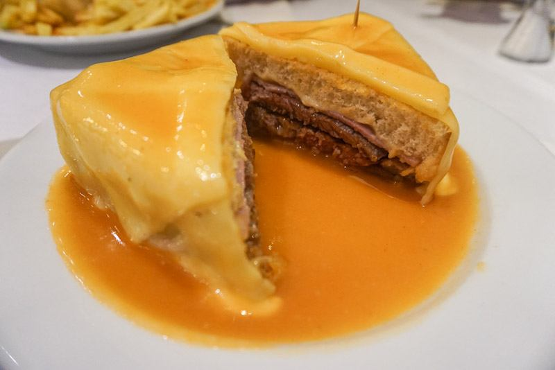 Best Francesinha Porto