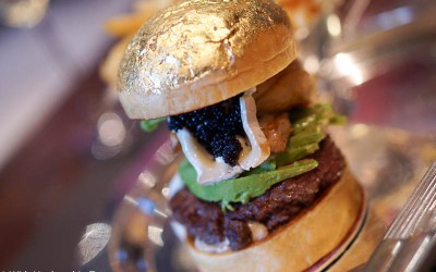 Ep 008: Most Decadent Burger in the World