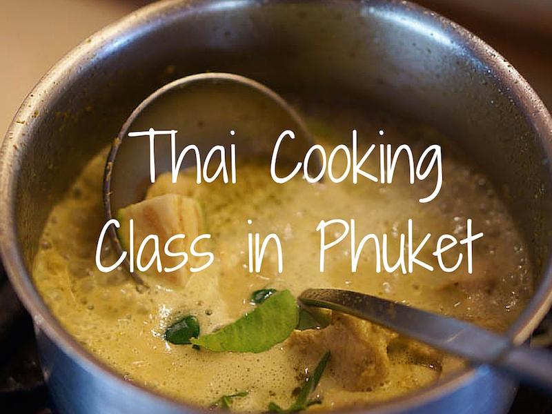 Thai Cooking Class in Phuket – How to Make Tom Yum