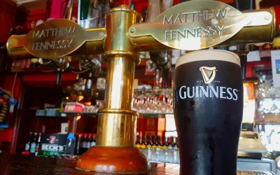 Episode S02E03: Pints of Guinness at Fennessy's Limerick