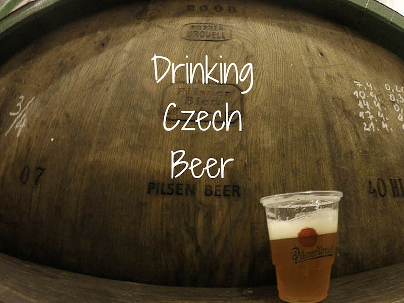 Drinking Czech Beer – How to Enjoy Czech Republic Beer